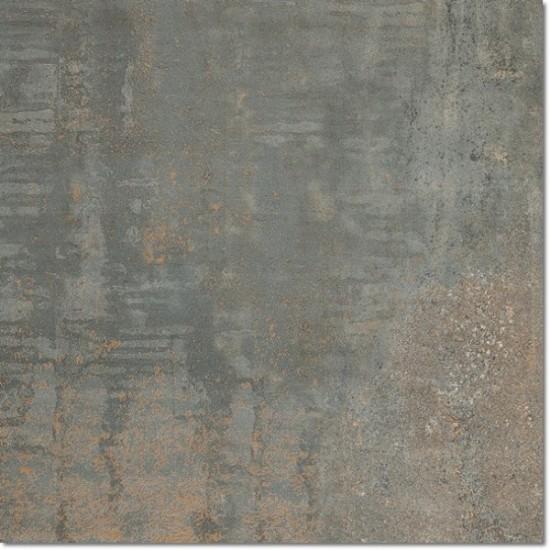 płytki imitujące beton Rust Oxide Lappato  Zirconio