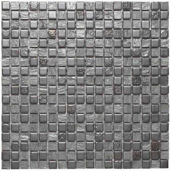 mozaika płytka dekoracyjna mozaika do łazienki salonu nowoczesna łazienka 28,1×28,1 cm