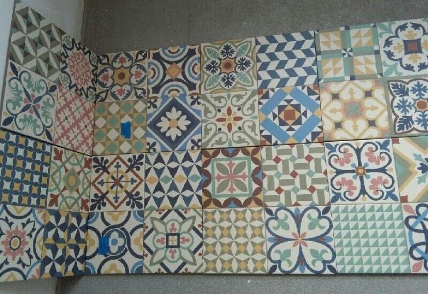 Gayafores Heritage Mix 3315x3315 Płytki łazienkowe Kuchenne Do