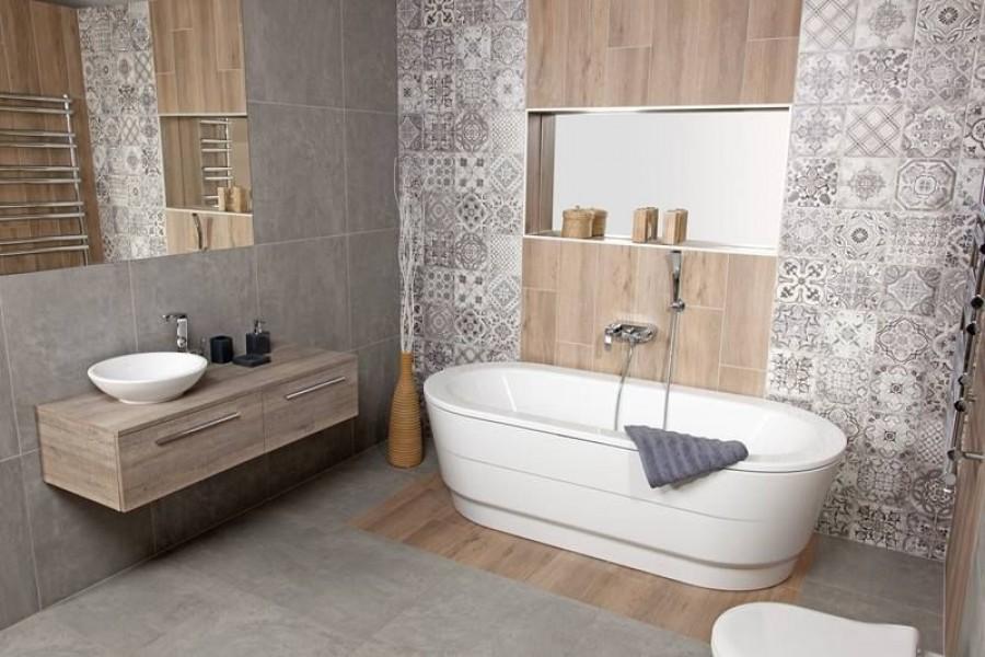 Geotiles Manises 60x60 Płytki łazienkowe Kuchenne Do Salonu